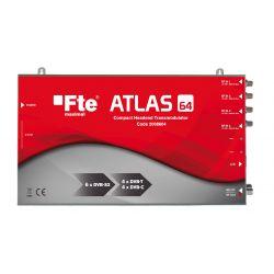 Fte ATLAS 64 Cabecera Transmoduladora Compacta
