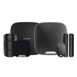 Ajax AJ-HUBKIT-3N - Kit d\'alarme professionnelle, Degré recommandé 2,…