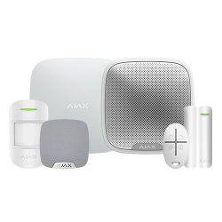 Ajax AJ-HUBKIT-3W - Kit de alarma profesional, Certificado Grado 2,…