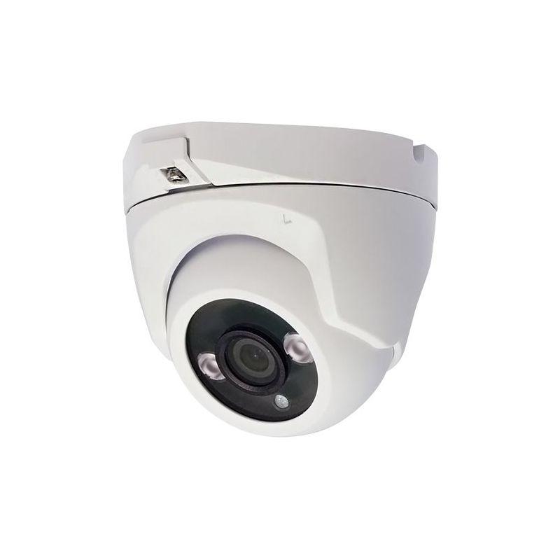 """XSC-IPT821AH-5E-0600 - Cámara Turret IP 5 Megapixel, 1/2.5\"""" 5 Mpx CMOS,…"""