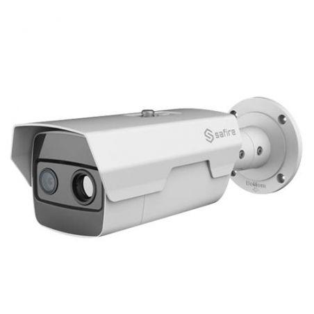 Safire SF-IPTB013DHA-15D2Y - Caméra thermique Dual IP Safire, 384x288 VOx  …