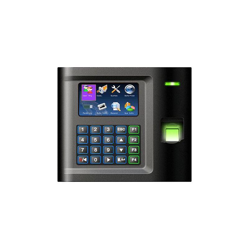 Zkteco ZK-US10C-ID - Control de Presencia, Huellas, Tarjeta EM RFID y…