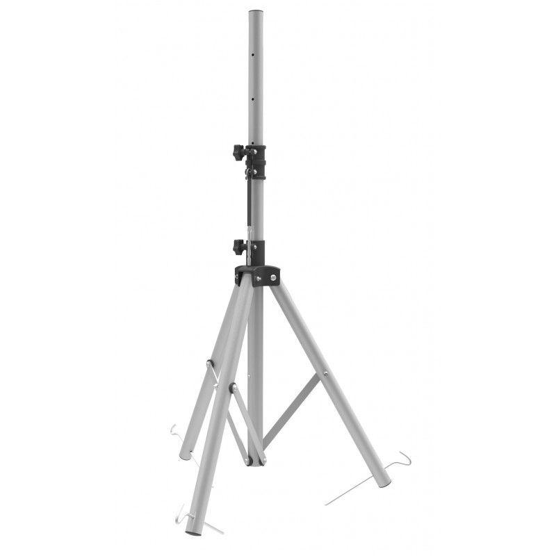 Trépied en aluminium pour antenne parabolique jusqu'à 80 cm