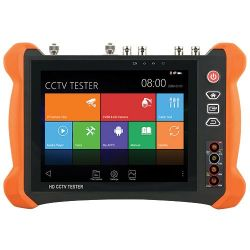 Safire SF-TESTER8-5N1-4K - Comprobador CCTV multifuncional, Admite cámaras…