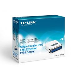 TP-Link TL-PS110P Servidor de impresión Fast Ethernet para puerto paralelo