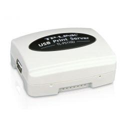 TP-Link TL-PS110U Servidor de impresión Fast Ethernet USB 2.0
