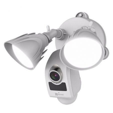 Ezviz EZ-CS-LC1-A0-1B2WPFRL - Foco/Cámara WiFi Ezviz, 2 Megapixel, 2 Focos LED 2500…