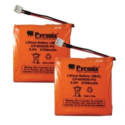 BATT-ES1 - Batterie de secours, Lithium, Rechargeable, 3 V, 4000…
