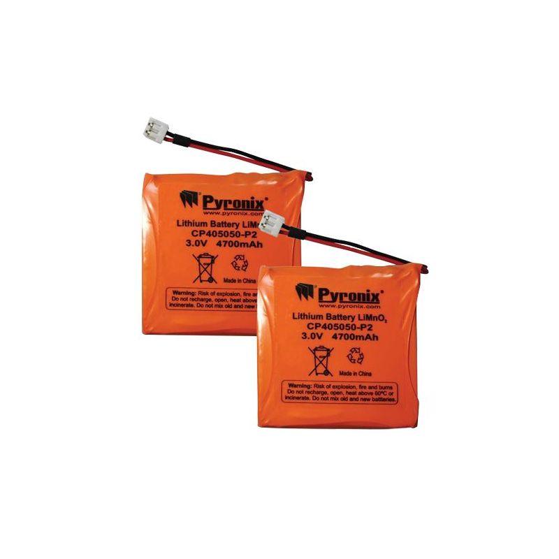 BATT-ES1 - Batterie de secours, Lithium, Rechargeable, 3 V, 4000…