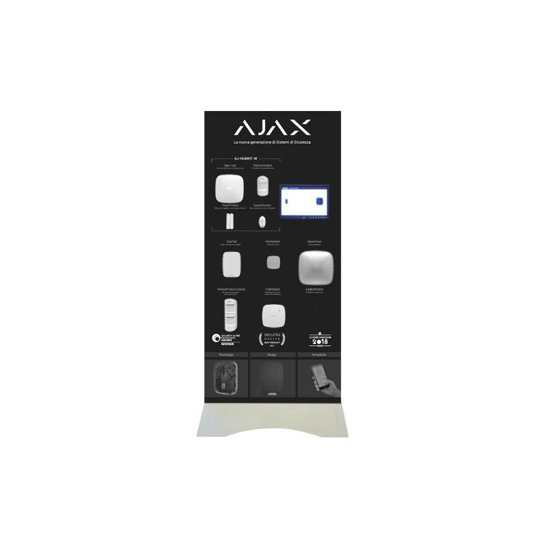 Ajax AJ-BTOTEM-W-IT -
