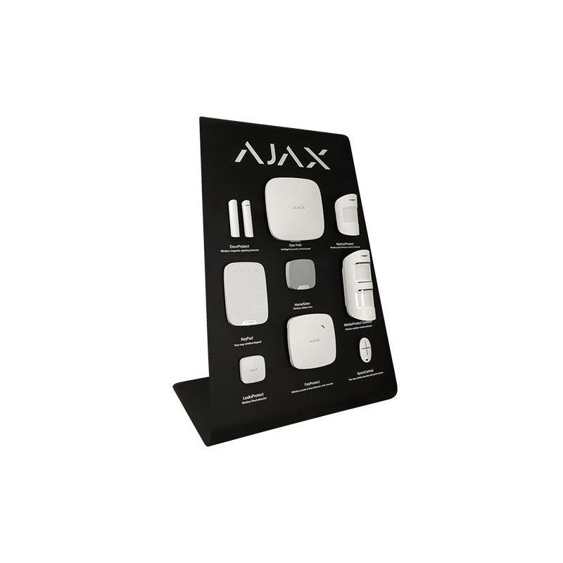 Ajax AJ-STOTEM-W - Expositor Demo de sobremesa, Kit de alarma profesional…