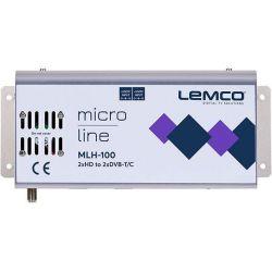 Lemco MLH-100 2 x HDMI para 2 x DVB-T/C