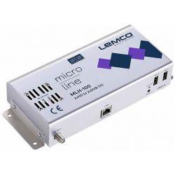 Lemco MLH-100 2 x HDMI à 2 x DVB-T/C