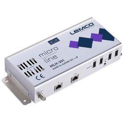 Lemco MLH-301 4 x HDMI à 4 x DVB-T/C + IP streaming