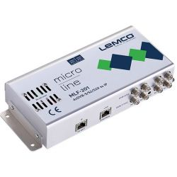 Lemco MLF-201 4 x DVB-S/S2/S2Xpara IP