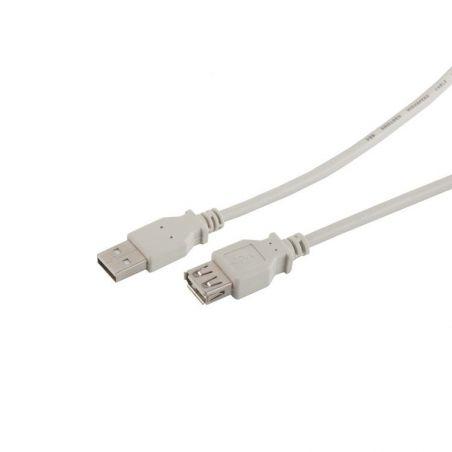câble USB 2.0 extension de 0.3m