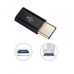 Adaptateur USB Type C 3.1 mâle à Micro USB femelle HDTeck