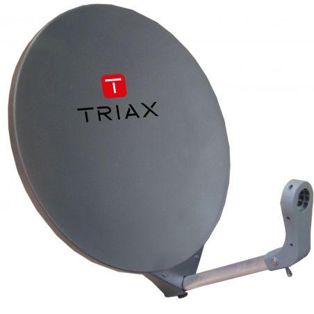 Triax DAP 711 Antena parabólica 70cm RAL 7016 Anthracite grey