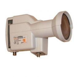 Invacom 0.3 dB 1 salida Fibra LNB universal