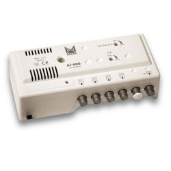 Alcad AI-400 Indoor Amplifier 4 Outputs