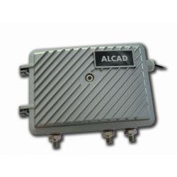 Alcad DAM-504 Amplificador de distribuição de 120 dBμV