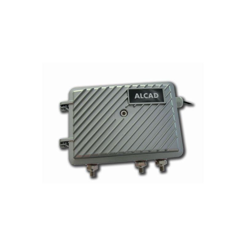 Alcad DAM-504 Amplificador distribución 120 dBµV