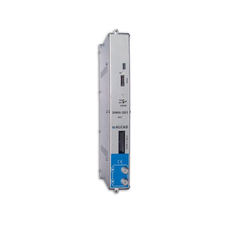 Alcad DMH-301 - Modulateur numerique hdmi dvb-c