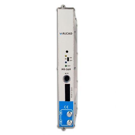 Alcad MS-569 Av modulator multistandard, wideband