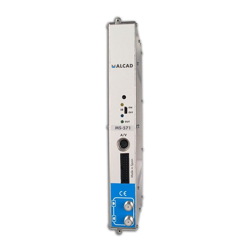 Alcad MS-571 Modulateur norme bg stereo toutes bandes