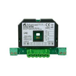 Advanced ADV-AXIS-WSM - Interfaz de conexión de sirenas Advanced, Permite…