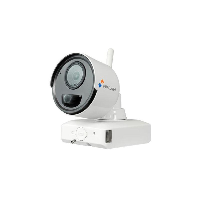 "Nivian NV-IPB020A-2-BAT - Wireless battery-powered camera, 1/2.7\"" Progressive…"