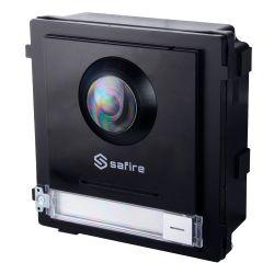 Safire SF-VIMOD-CAM-IP - Portier vidéo Safire IP, Caméra 2Mpx, Audio…