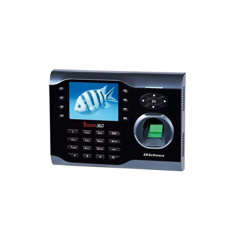 Zkteco ZK-ICLOCK360 - Time & Attendance control, Fingerprints, EM RFID…