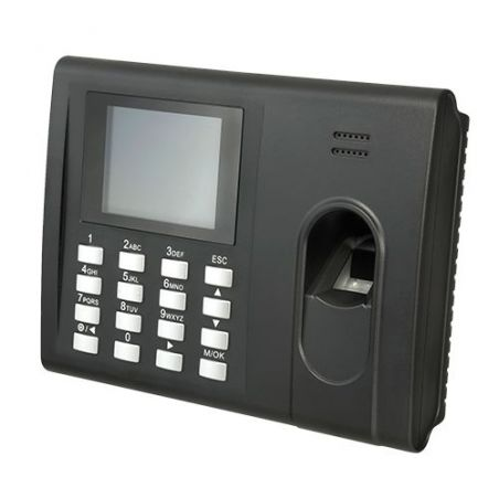 Zkteco ZK-UA130PRO - Control de Presencia y Acceso simple, Huellas, Tarjeta…
