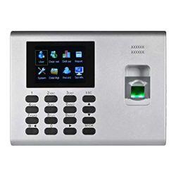Zkteco ZK-UA140PRO - Controlo de Presença e Acesso simples, Impressão…