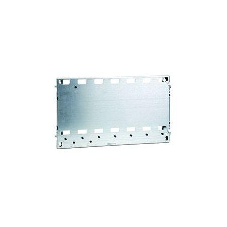 Ikusi BAS-700 Base soporte. Capacidad: 7 módulos. Dimensiones 441x257x24 mm