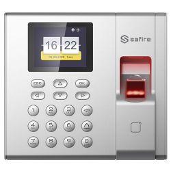 Safire SF-AC3003KMFD-IP - Controlo de Acesso e Presença, Impressão digital,…