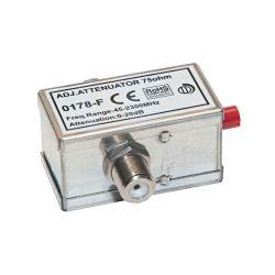 """Ikusi FAV-020 Atenuador variable impedancia constante sin paso de corriente. \""""F\"""""""