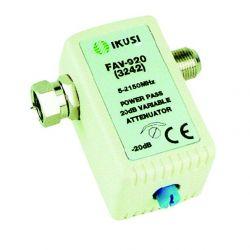 Ikusi FAV-920 Atenuador F 2.150 MHz