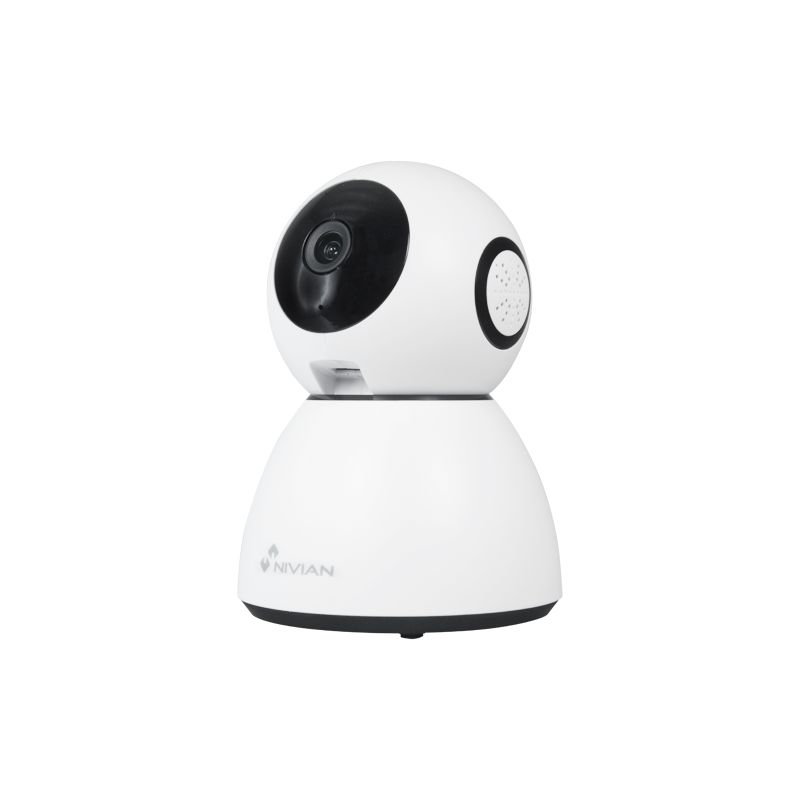 Nivian NVS-IPC-IS2 - Nivian Smart Cámara 1080P, Wifi IEEE 802.11 b/g/n 2.4…