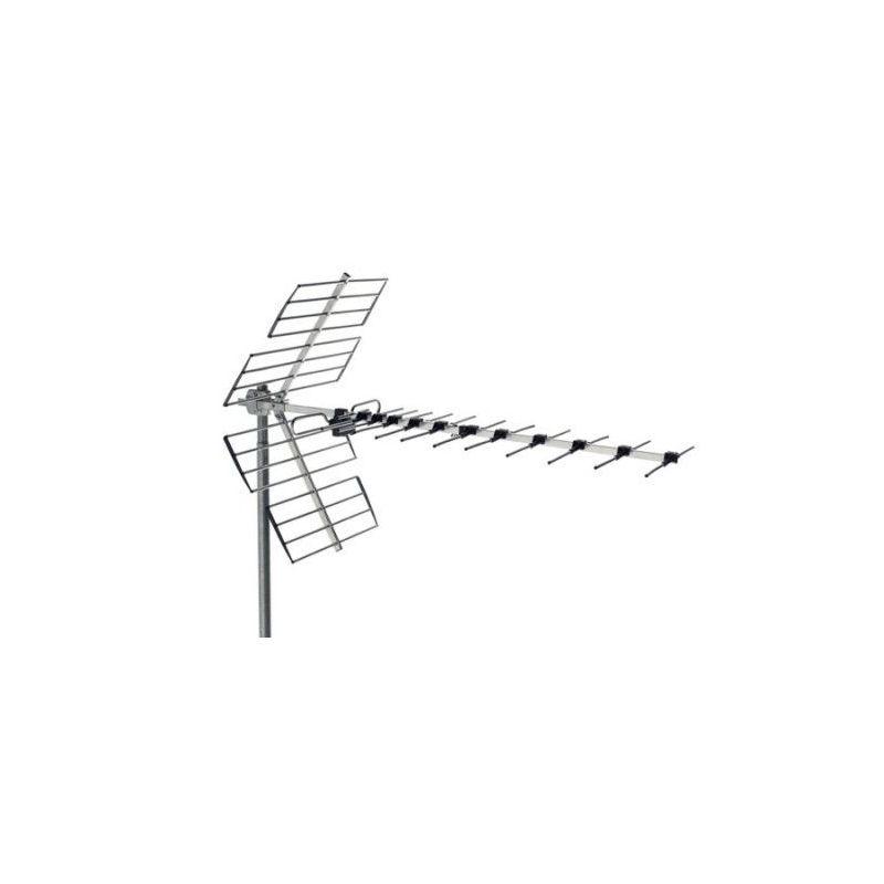 Alcad BU-456 Antena uhf, canales 21/60, 14 db
