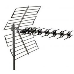 Alcad MX-046 Uhf antenna mx, channels 21/60, 15db