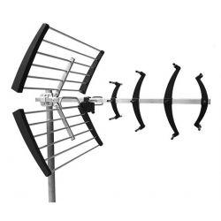 Alcad NEO-046 Antena uhf neo, canales 21/60, 16 db