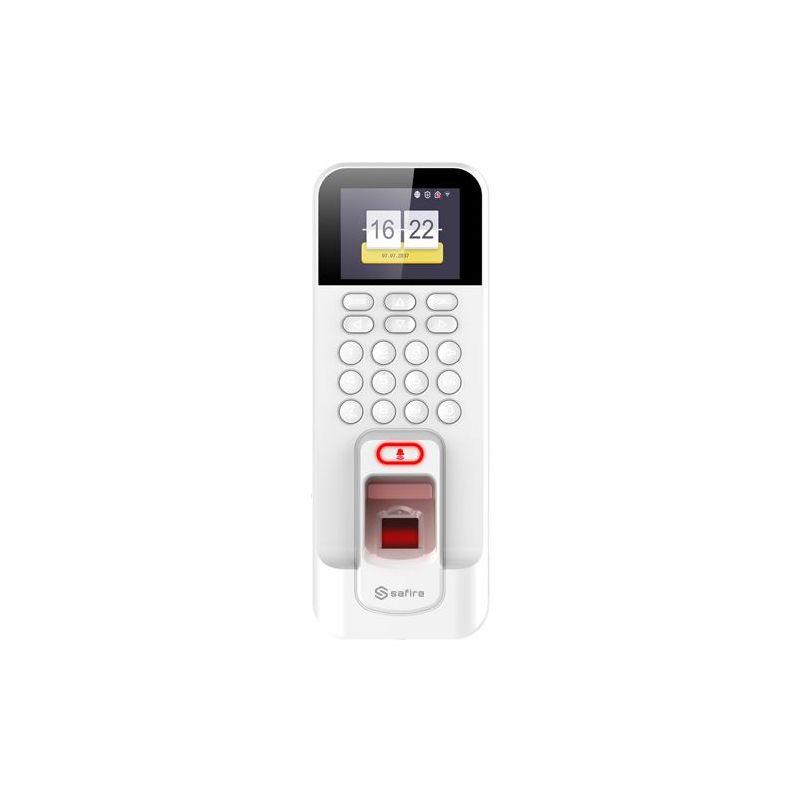 Safire SF-AC3011KMFDW-IP - Control de Acceso y Presencia, Huellas, teclado y…