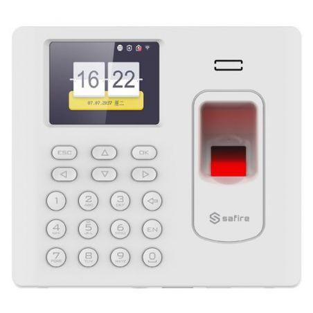 Safire SF-AC3012KEMDW-IPW - Control de Presencia, Huellas, Tarjeta EM y Teclado,…