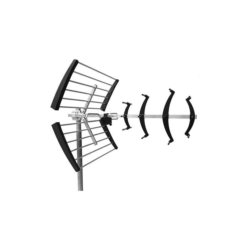 Alcad NEO-047 Antena uhf neo, canales 21/48, 16 db