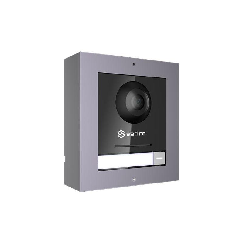 Safire SF-VIMOD-CAM-IP-BS - Videoporteiro IP Safire, Câmara 2Mpx, Áudio…