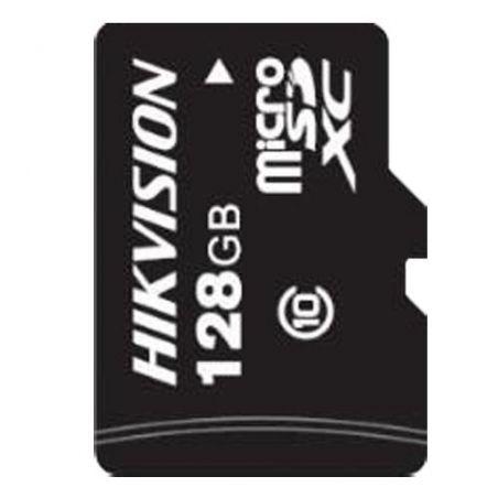 Hikvision HS-TF-L2I-128G - Tarjeta de memoria Hikvision, Capacidad 128 GB, Clase…