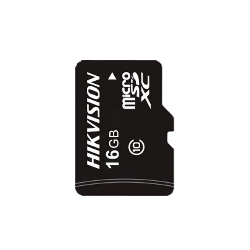 Hikvision HS-TF-L2I-16G - Tarjeta de memoria Hikvision, Capacidad 16 GB, Clase…