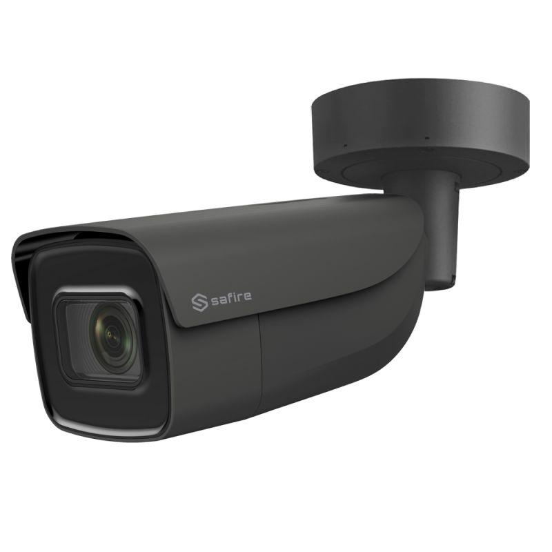 """Safire SF-IPB798ZWHAG-8U - 8 Megapixel IP Bullet Camera, 1/2.5\"""" Progressive Scan…"""